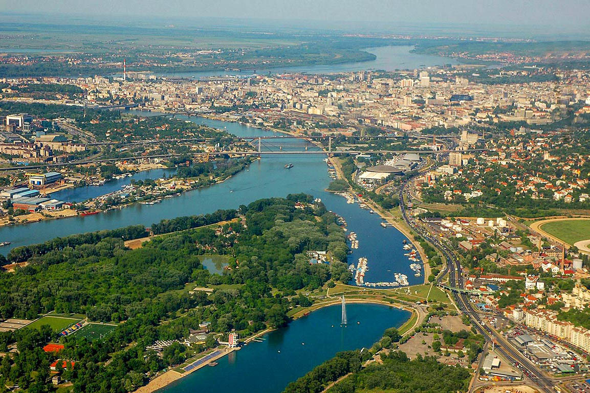 Leto u Beogradu